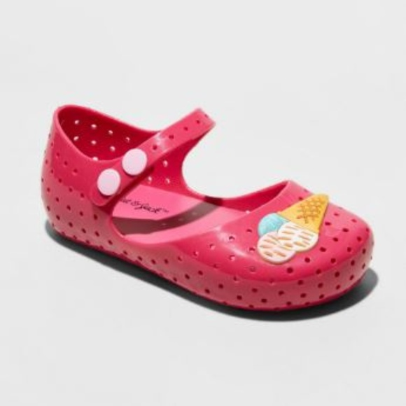 26cbe43bb94e Toddler Girls  Mary Jane Jelly Sandals